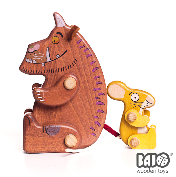Gruffalo & Mouse figures